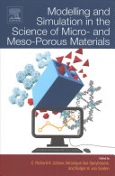 Modelling and Simulation in the Science of Micro  and Meso Porous Materials