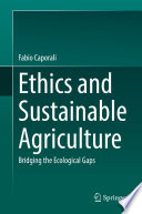 Ethics and Sustainable Agriculture