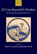 Pdf EU Law Beyond EU Borders Telecharger