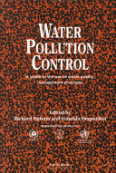 Pdf Water Pollution Control