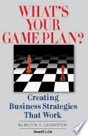 What S Your Game Plan Book PDF