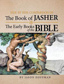 Side by Side Comparison of the Book of Jasher and the Early Books of the Bible ebook