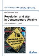 Revolution and War in Contemporary Ukraine Pdf