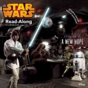 Star Wars  A New Hope Read Along Storybook and CD