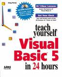 Sam s Teach Yourself Visual Basics in 24 Hours