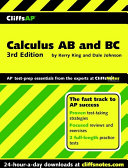 CliffsAP Calculus AB and BC, 3rd Edition - Seite 471