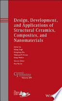 Design, Development, and Applications of Structural Ceramics, Composites, and Nanomaterials