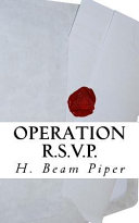Operation R. S. V. P. Online Book
