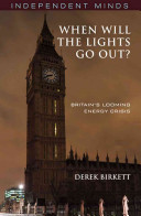 When Will the Lights Go Out  Book