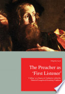 The Preacher As First Listener