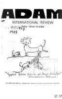 Adam International Review