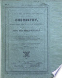 Chemistry Theoretical Practical And Analytical As Applied And Relating To The Arts And Manufactures Book PDF