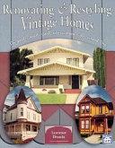 Renovating   Restyling Vintage Homes