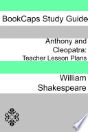 Lesson Plans Anthony And Cleopatra