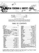 American Fisherman and Hunter s Annual