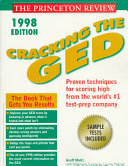 Cracking the GED 1998