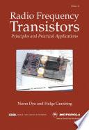 Radio Frequency Transistors Book