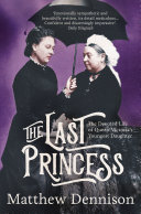 The Last Princess Book