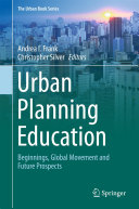 Urban Planning Education Book