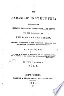 The Farmers' Instructer