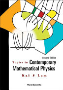 Topics in Contemporary Mathematical Physics Pdf/ePub eBook
