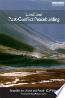 Land and Post Conflict Peacebuilding Book
