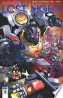 Transformers  Lost Light  14 Book
