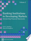 Banking Institutions in Developing Markets: Interpreting financial statements