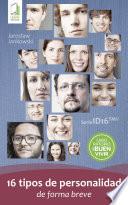 16 tipos de personalidad de forma breve