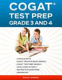 Cogat r  Test Prep Grade 3 and 4