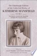 Diaries of Katherine Mansfield