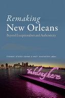 Remaking New Orleans Pdf/ePub eBook