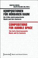 Pdf Kompositionen für hörbaren Raum / Compositions for Audible Space Telecharger