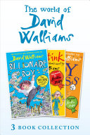 The World of David Walliams 3 Book Collection (The Boy in the Dress, Mr Stink, Billionaire Boy)