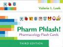 Pharm Phlash! Pharmacology Flash Cards Pdf/ePub eBook