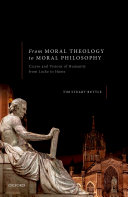 From moral theology to moral philosophy: Cicero and visions of humanity from Locke to Hume