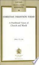 Christian Tradition Today