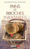 Pains et brioches inratables Pdf/ePub eBook