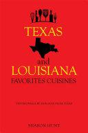 Texas and Louisiana Favorites Cuisines