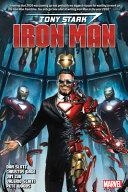Tony Stark  Iron Man by Dan Slott Omnibus
