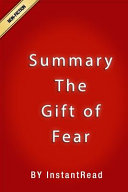 Summary the Gift of Fear