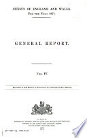 Census of England and Wales  1871