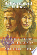 Achievement Values  Puerto Rico and the United States