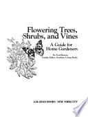 Flowering Trees, Shrubs, and Vines