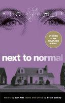 Next to Normal [Pdf/ePub] eBook