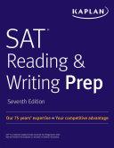SAT Reading & Writing Prep