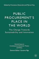 Public Procurement's Place in the World Pdf/ePub eBook