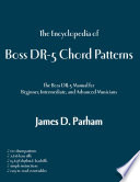 The Encyclopedia of Boss DR-5 Chord Patterns