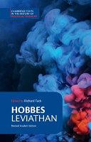 Hobbes: Leviathan