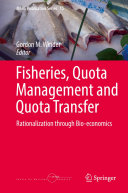 Fisheries  Quota Management and Quota Transfer